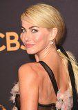 Julianne Hough Wore a Simple Black Ribbon in Her Hair - And It's Incredibly Elegant