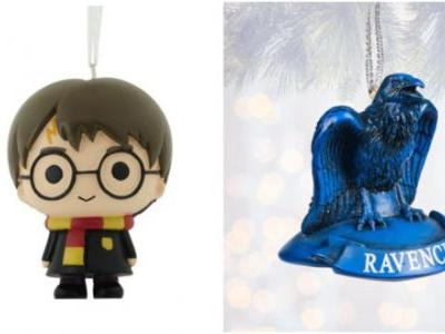These Harry Potter Ornaments Will Make Your Tree Completely Bewitching
