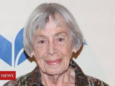 US fantasy author Ursula K Le Guin dies