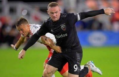England legend Rooney sinks TFC with long-range strike