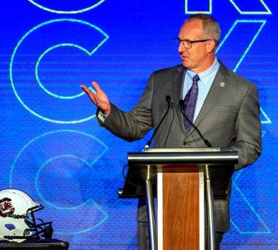 SEC preparing to play 2021 football season as scheduled, commissioner Greg Sankey says