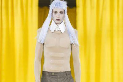Walter van Beirendonck Was as Audacious as Ever for 2018 Spring/Summer