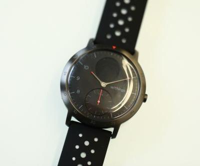 Withings returns from the dead with Steel HR Sport watch
