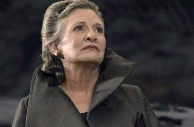 Was Leia's Controversial Last Jedi Scene Altered After