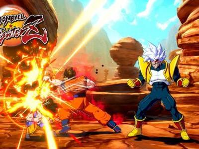 Super Baby 2 Coming to Dragon Ball FighterZ January 15