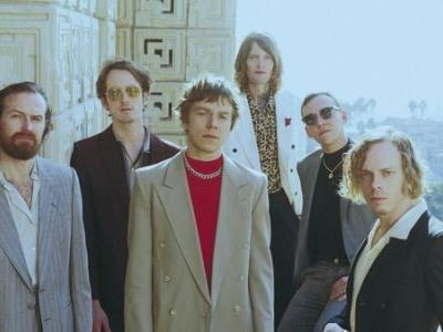 Cage The Elephant Processes Grief With 'Social Cues'