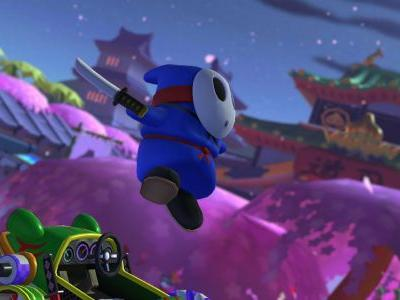 Mario Kart's Newest Track is Hiding in Plain View