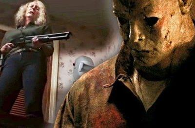 Halloween Set Photos Show Off Michael Myer's Hellish Hand