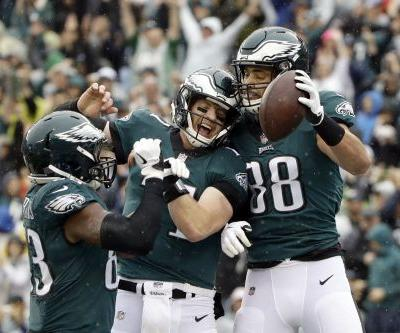 The Eagles waited a long time for this Carson Wentz
