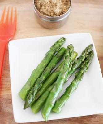 Brown Sugar Asparagus Recipe