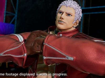 The King of Fighters 15 - Yashiro Nanakase Dominates in New Trailer