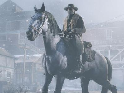Red Dead Online bug makes female horses grow balls