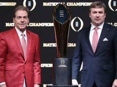 College football's 64-team bracket: Can Alabama get back on top?