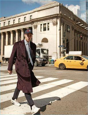 Americans: Oliver Stummvoll Takes New York City with Style Magazine