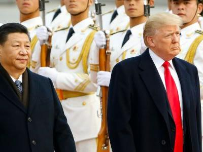 Trump just slammed China with tariffs on $50 billion worth of goods in a move that 'could escalate into a global trade war'