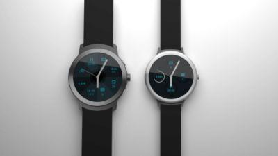 First Android Wear 2.0 devices revealed: Google and LG's Watch Sport and Watch Style