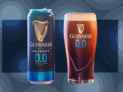 Guinness Just Released An Alcohol-Free Version of Its Iconic Stout