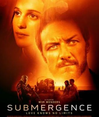 Poster of Submergence starring Alicia Vikander and James McAvoy