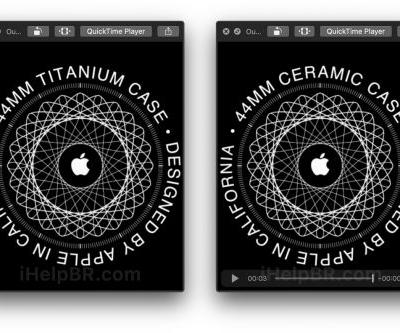 New ceramic and titanium Apple Watch models spotted in watchOS 6 beta