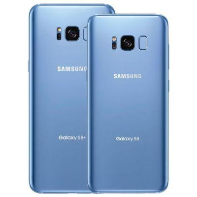 Samsung Galaxy S8 in Coral Blue Color Available for Pre-order on Carphone Warehouse