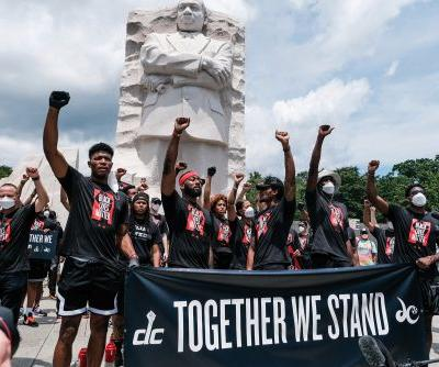 NBA, union agree on 29 approved social justice messages for jerseys