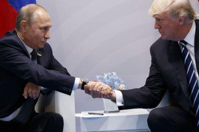 Trump and Putin had a second, undisclosed meeting during the G-20 summit
