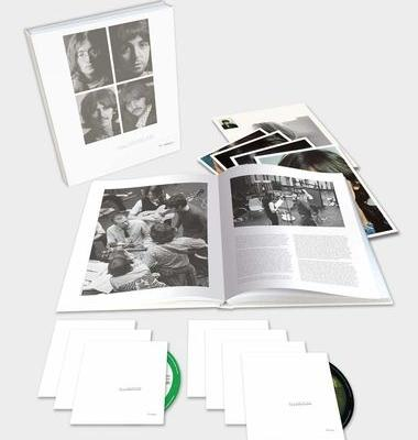 Holiday Gift Alert! Music Review: The Beatles - The Beatles - Super-Deluxe Edition