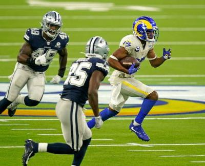 Wide receiver Robert Woods, Los Angeles Rams agree to four-year contract extension