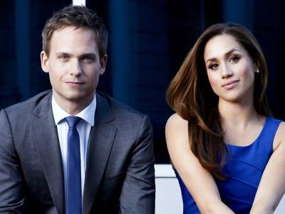 Meghan Markle's 'Suits' Co-Star Deleted His Instagram After Posting a Pic of Her