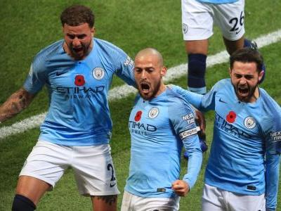 The goal that marks the peak of Manchester City