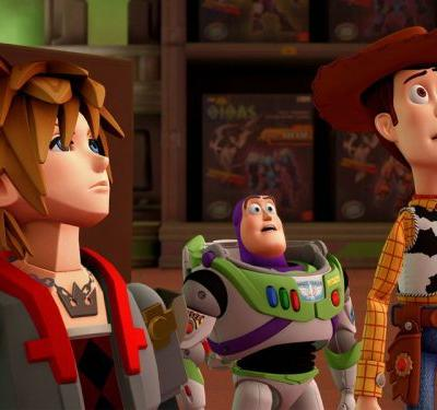 Grab Kingdom Hearts III for $30 on Xbox or $40 on PlayStation 4