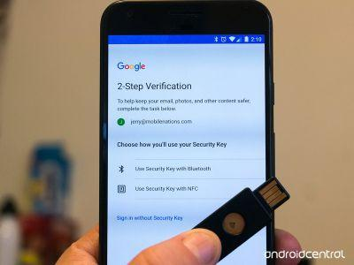 All about Android's new, safer way of logging into apps