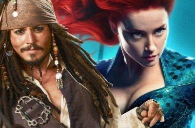 Johnny Depp Allegedly Wanted Amber Heard Fired from AquamanIt