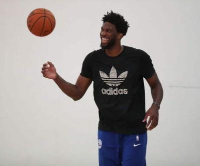 Joel Embiid Not Worried About Philly's Free Agency Letdown