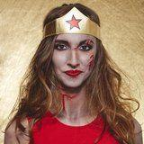 3 Unexpected Ways to Be Wonder Woman For Halloween: Zombie, Cyborg, and Pop Art