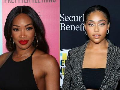 Malika Haqq's Comment About Jordyn Woods' 'Red Table Talk' Interview Is So Brutal