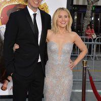 Kristen Bell and Husband Dax Shepard at Movie Premiere