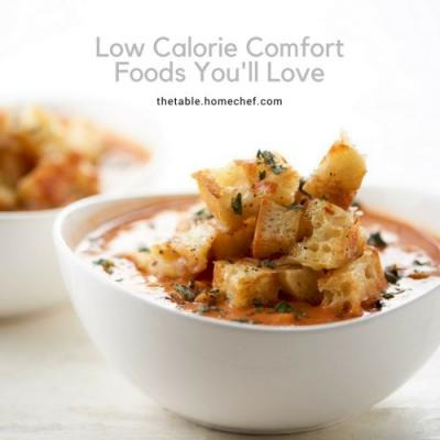 Low-Calorie Comfort Foods You'll Love