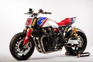 Honda CB1100TR, Africa Twin Enduro Sports concepts shown at EICMA