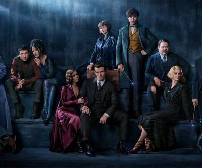 See Jude Law as Albus Dumbledore in First Look at 'Fantastic Beasts' Sequel