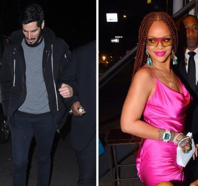 Rihanna finally confirmed she's been in an 'exclusive relationship for quite some time.' Here's what we know about the Saudi billionaire she was first spotted with 2 years ago