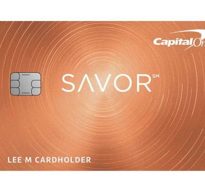 Capital One has launched a new cash-back card that offers 4% back on dining and entertainment - the best rate of any card available today