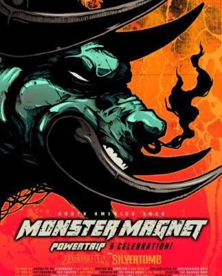 MONSTER MAGNET Announces 'A Celebration Of Powertrip' Spring 2020 North American Tour