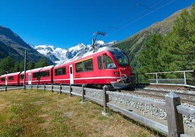 Ride the Rails with New Tours