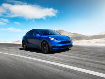 Tesla Launches the new Model Y
