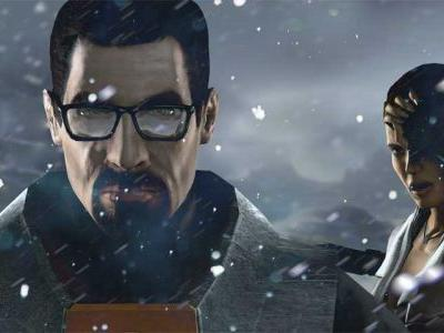 Half-Life 2 co-writer Eric Wolpaw has returned to Valve