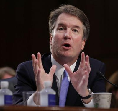 Alumnae of Kavanaugh accuser's high school are circulating a letter in support of her