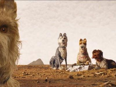 Wes Anderson's Isle Of Dogs Trailer Is Quirky And Beautiful