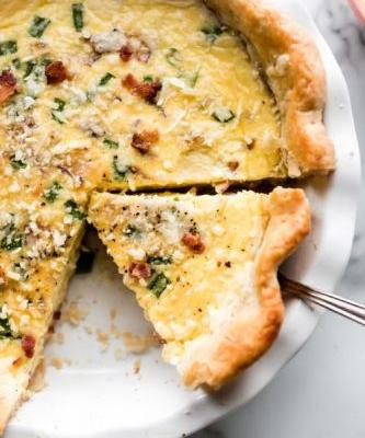 How to Make the Perfect Quiche