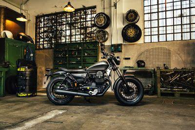 Moto Guzzi V9 Bobber and Roamer - new at EICMA 2015
